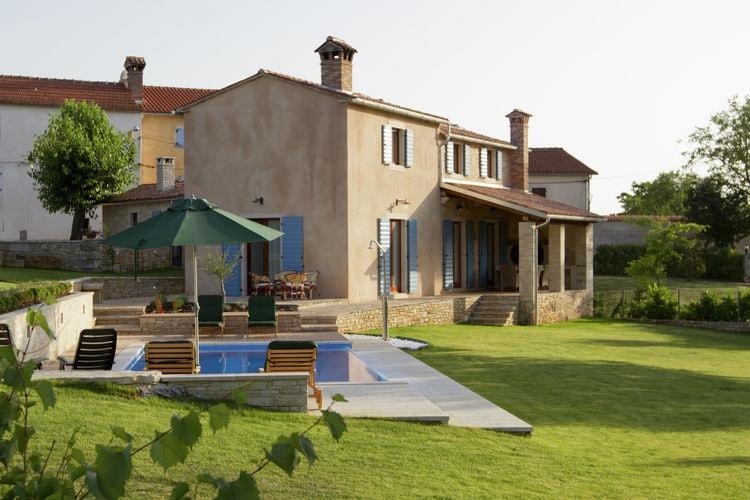 Vakantiewoning Kroatië, Istrie, Jezenj Villa HR-52000-10