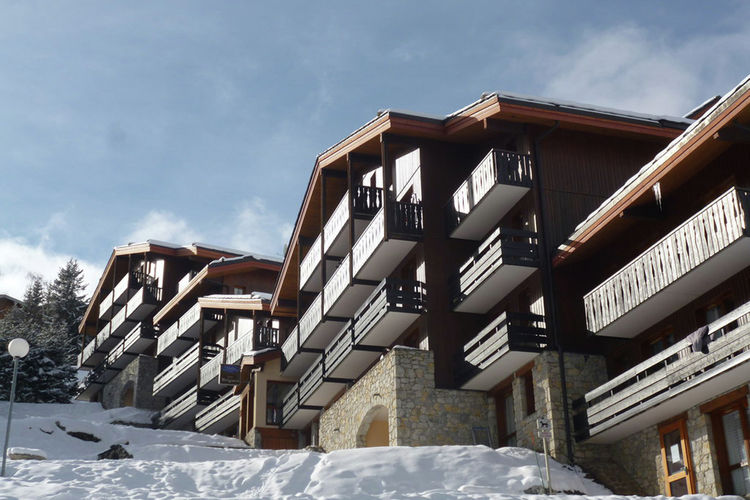 RESIDENCE LES BRIGUES 6P - Apartment - Courchevel