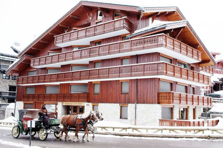 RESIDENCE ROC - Apartment - Courchevel