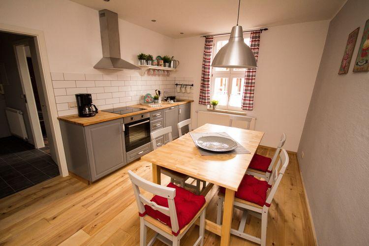 Berlijn Appartementen te huur Nieuw appartement midden in het historische centrum van Quedlinburg