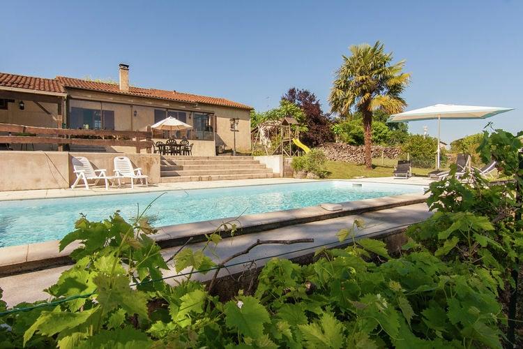 vakantiehuis Frankrijk, Dordogne, La Roche-Chalais vakantiehuis FR-00002-45