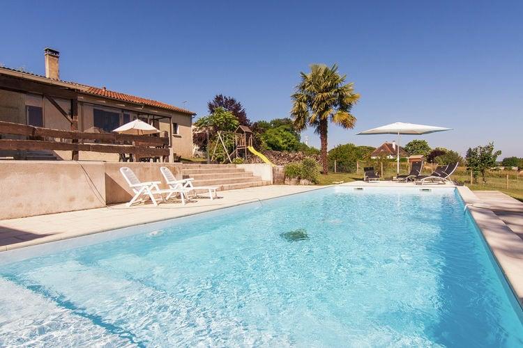 Vakantiewoning met zwembad met wifi  La Roche-Chalais  La Roche-Chalais
