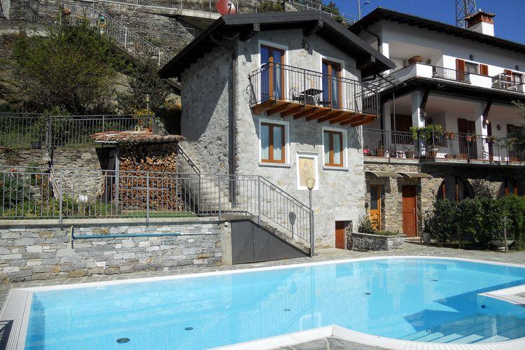 Vakantiehuizen Gravedona te huur Gravedona- IT-22015-16 met zwembad  met wifi te huur