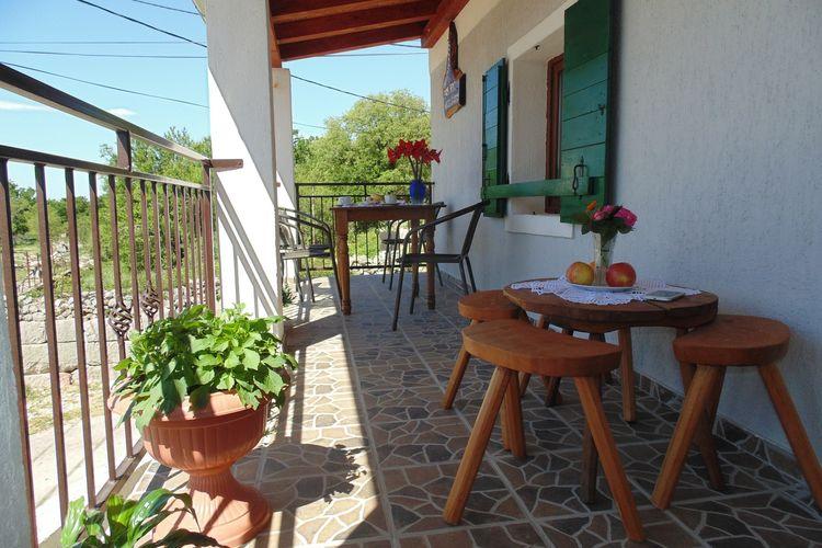 vakantiehuis Kroatië, Dalmatie, Starigrad Paklenica vakantiehuis HR-00000-54