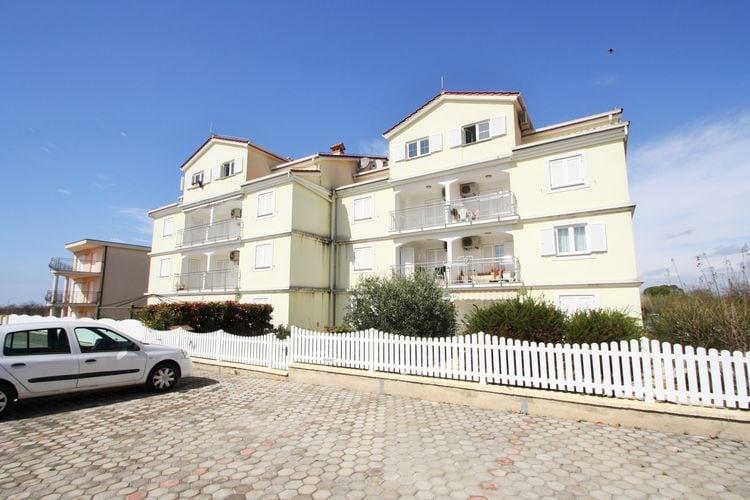 Appartement Kroatië, Istrie, Porec Appartement HR-52440-153
