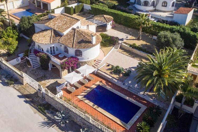 Villa Spanje, Costa Blanca, Benissa Villa ES-00001-99