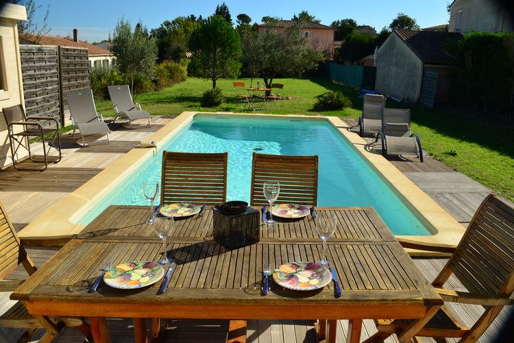Villa Frankrijk, Languedoc-roussillon, Lédignan Villa FR-00002-59