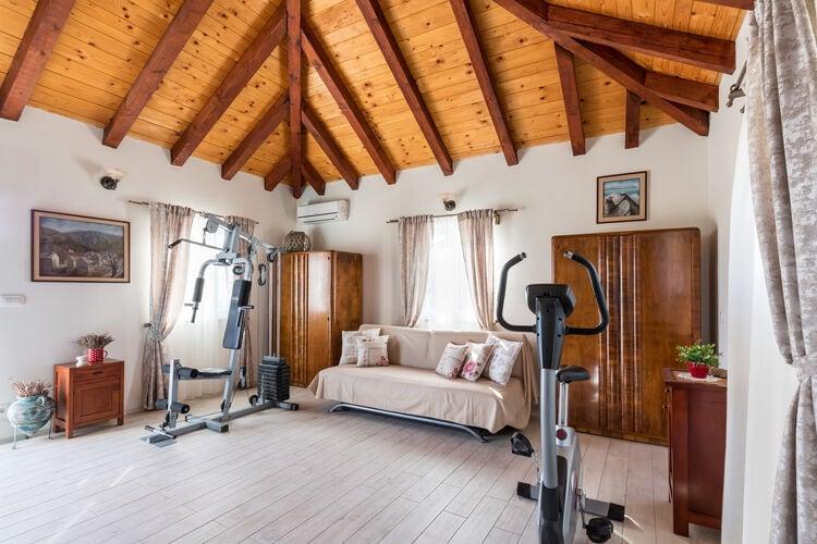 Villa kroatie, eld, Selca Villa HR-00000-66