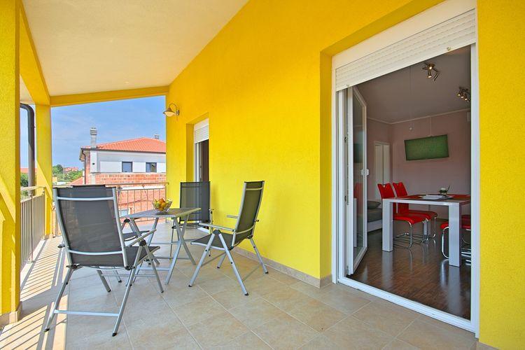 Appartement Kroatië, Istrie, Kastel (buje) Appartement HR-52460-11