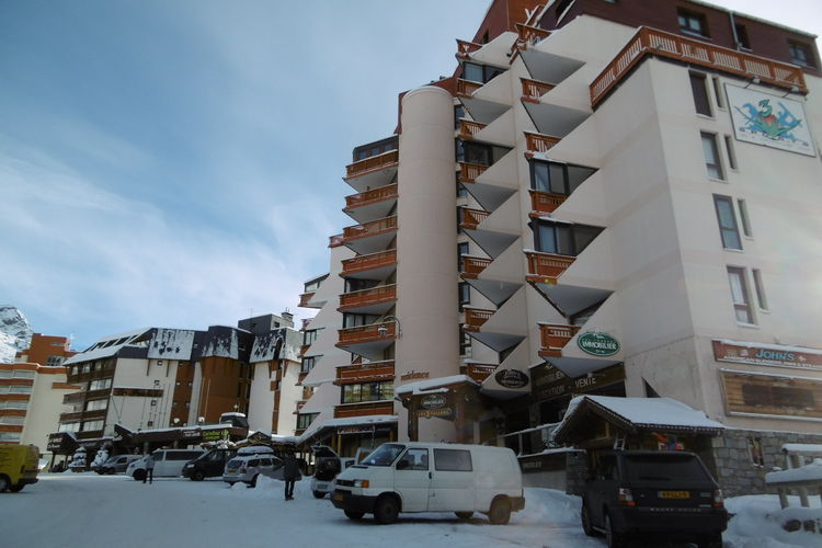 Résidence 3 Vallees - Apartment - Val Thorens