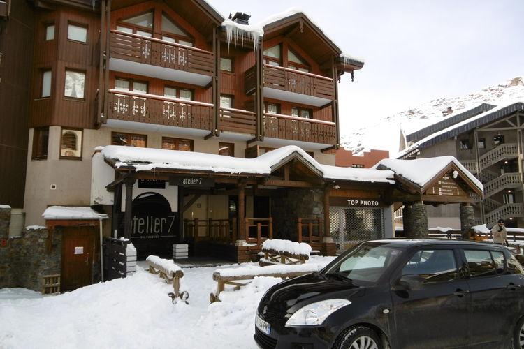 Appartement Frankrijk, Rhone-alpes, Val Thorens Appartement FR-73440-242