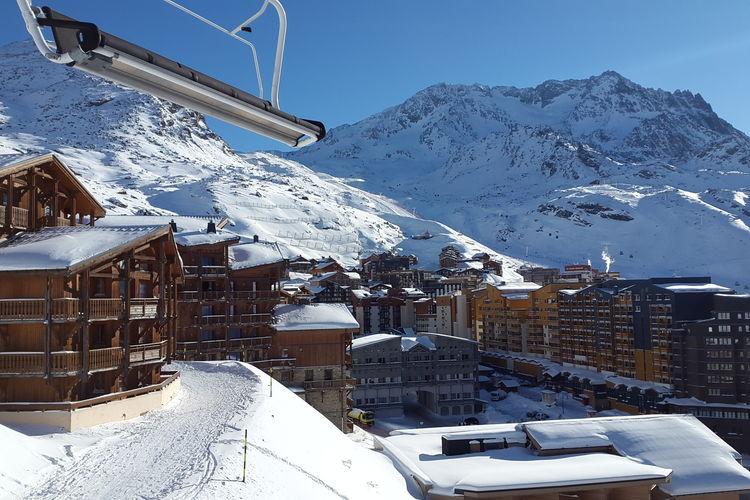 Vakantiewoning Frankrijk, Rhone-alpes, Val Thorens Appartement FR-73440-250