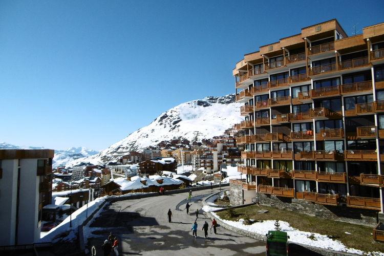 Roc de Peclet 2 - Apartment - Val Thorens