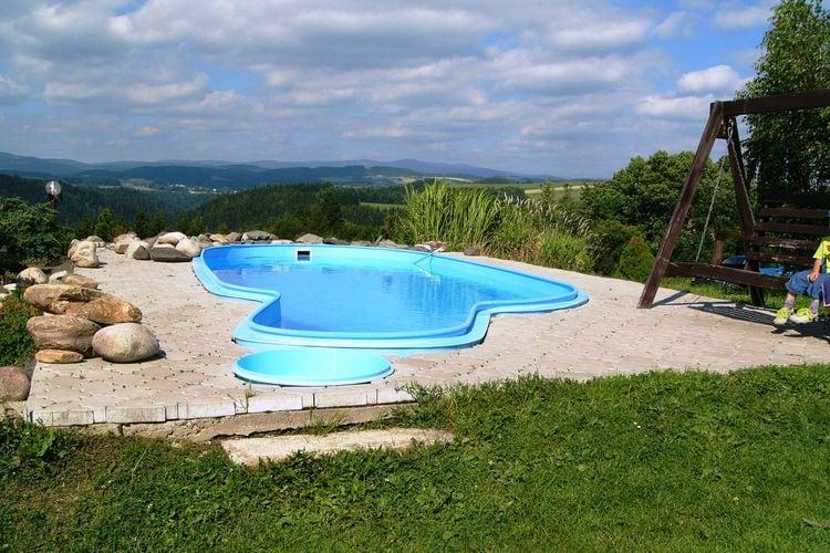 vakantiehuis Tsjechië, Reuzengebergte - Jzergebergte, Spálov vakantiehuis CZ-51301-07