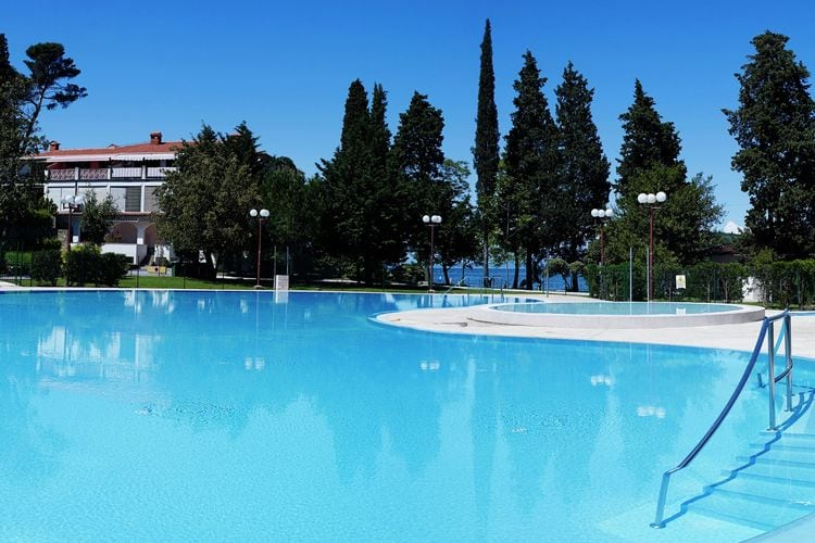 Appartement huren in  Slovenie - met zwembad  met wifi met zwembad voor 5 personen  Tourist resort Salinera ligt in he..