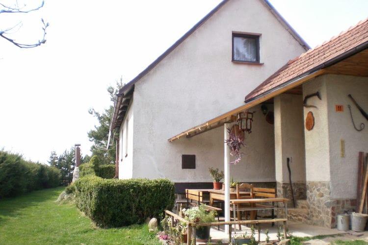 vakantiehuis Tsjechië, West-Bohemen, Svinařov Slabce vakantiehuis CZ-27041-01