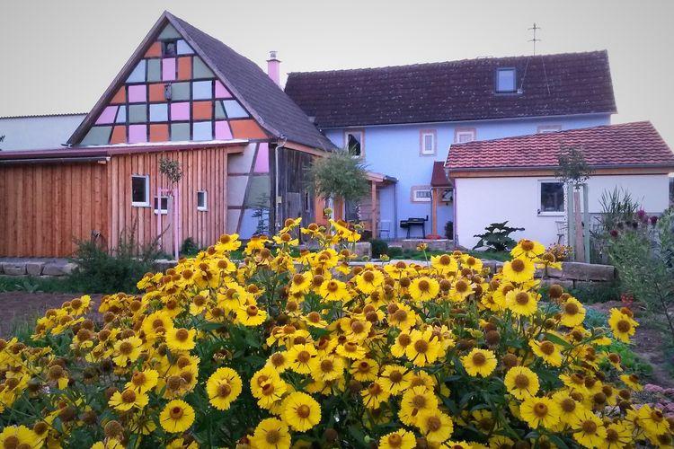 vakantiehuis Duitsland, Beieren, Bundorf-Kimmelsbach vakantiehuis DE-97494-01