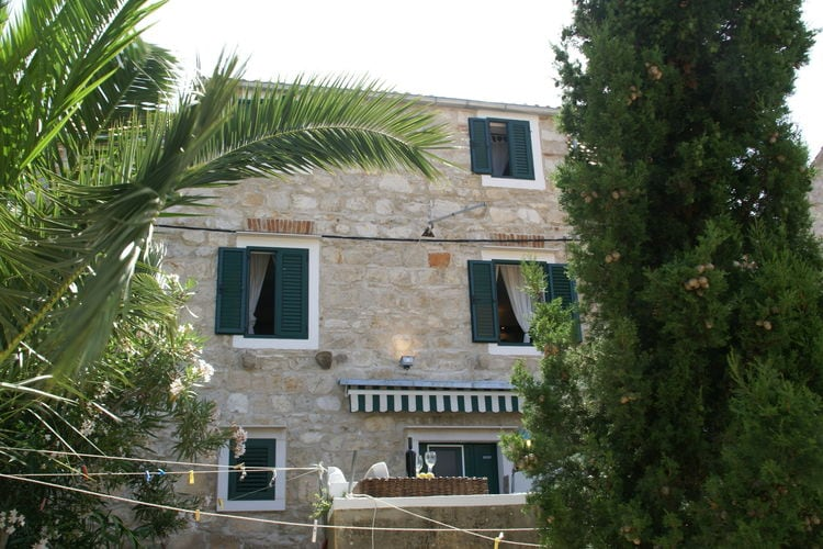 Appartement Kroatië, eld, Vis Appartement HR-00248-02
