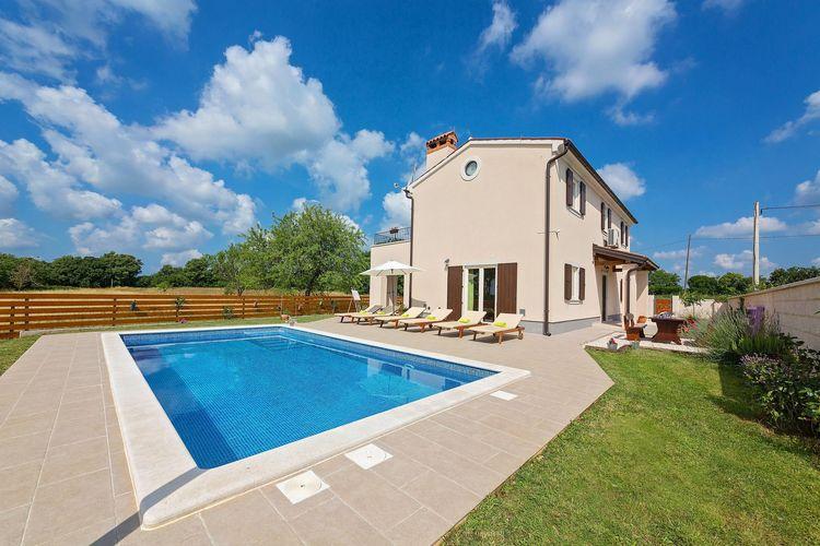 Villa met zwembad met wifi  Barban  Villa Cicibella