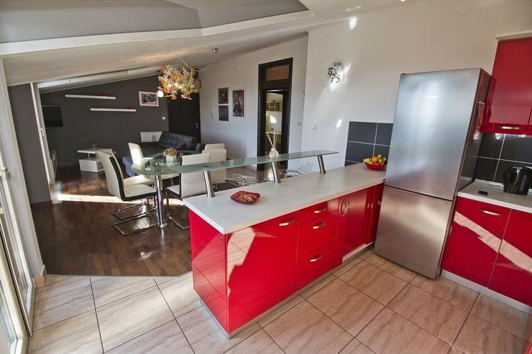 Appartement Kroatië, Dalmatie, Podstrana Appartement HR-21312-10