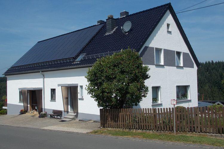 Vakantiehuizen Duitsland | Eifel | Vakantiehuis te huur in Dersdorf-Tettscheid   met wifi 5 personen