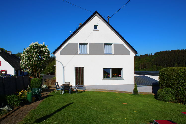 Vakantiehuis  met wifi  EifelFerienhaus Zenner