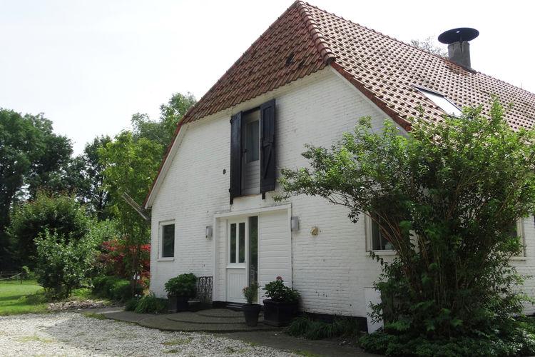 Friesland Boerderijen te huur Bos & Natuur