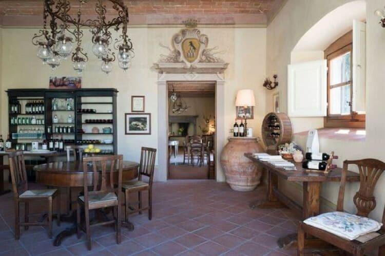 Vakantiehuizen Italie | Toscana | Vakantiehuis te huur in Pergine-Valdarno met zwembad  met wifi 3 personen