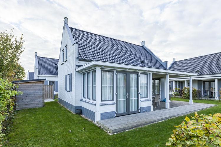 vakantiehuis Nederland, Zeeland, Veerse Meer-Wolphaartsdijk vakantiehuis NL-4471-07