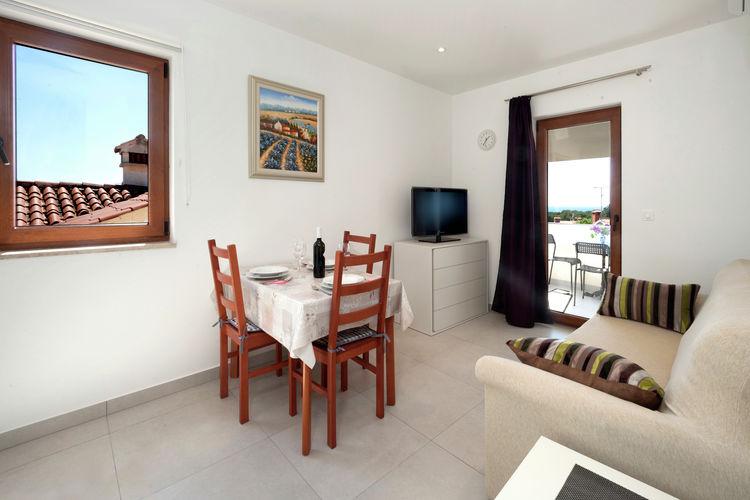 Appartement Kroatië, Istrie, Porec Appartement HR-52440-162