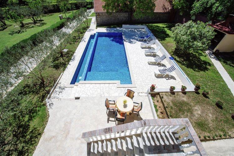 vakantiehuis Kroatië, Dalmatie, Kakma vakantiehuis HR-23423-01