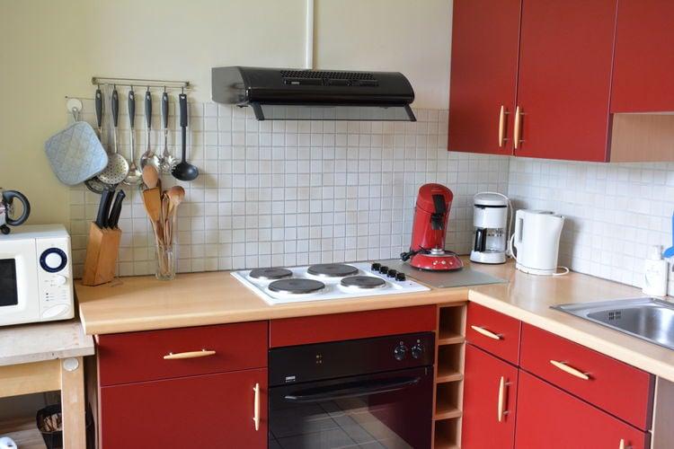 Vakantiewoning België, Luxemburg, Bouillon Appartement BE-0001-81