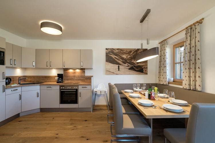 Appartement Oostenrijk, Salzburg, Hollersbach im Pinzgau Appartement AT-5731-23