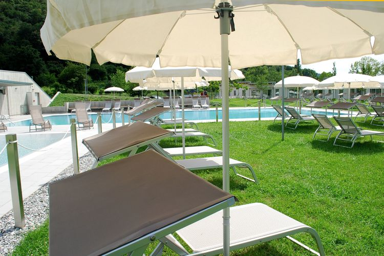 Appartement Italië, Italiaanse Meren, Clusane Appartement IT-25049-04