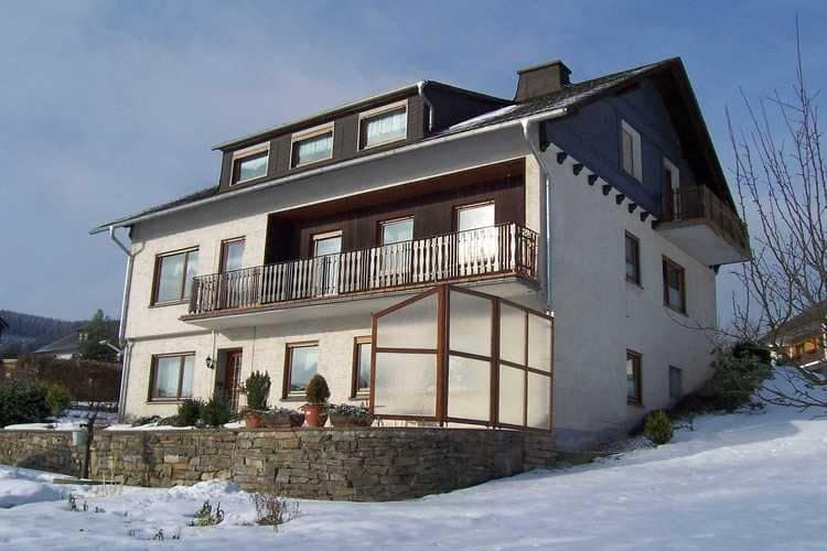 Mörchen - Apartment - Hallenberg-Hesborn