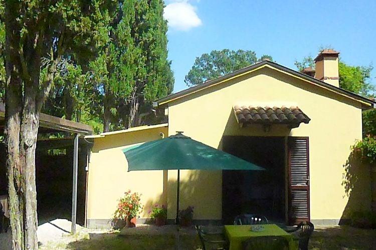 Tregozzano-Arezzo Vakantiewoningen te huur Al Meriggio