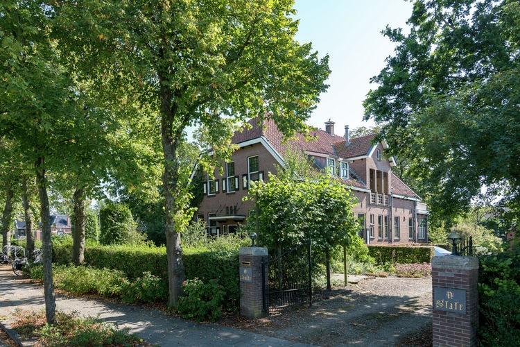 Villa  met wifi aan zee Sint Jacobiparochie  Friese Staete