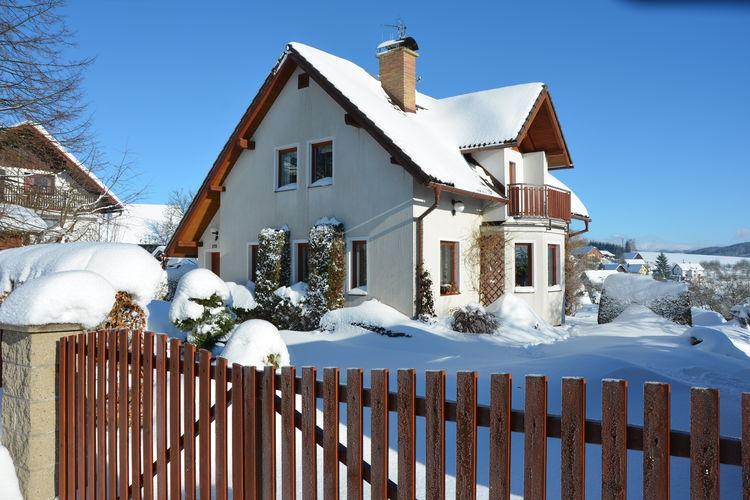 vakantiehuis Tsjechië, Reuzengebergte - Jzergebergte, Bozkov vakantiehuis CZ-51213-02