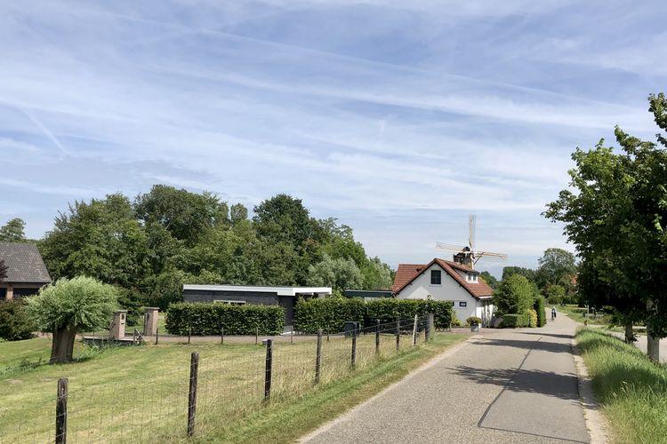 vakantiehuis Nederland, Zuid-Holland, Oostvoorne vakantiehuis NL-3233-02
