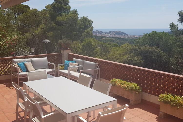 Villa Spanje, Costa Brava, Sant Feliu de Guixols Villa ES-00002-62