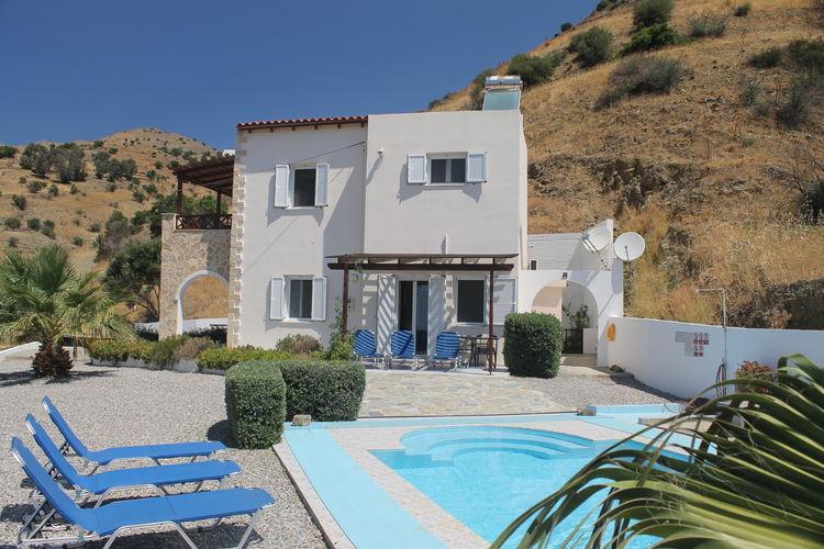 Villa Griekenland, kreta, Agia Galini Villa GR-74053-02