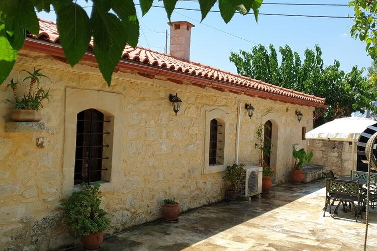 vakantiehuis Griekenland, kreta, Pasalites vakantiehuis GR-74052-21
