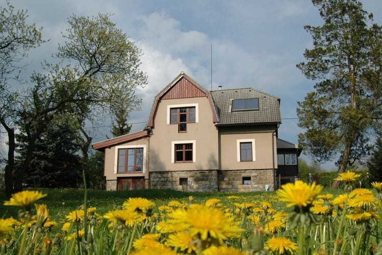 met je hond naar dit vakantiehuis in Karlovice -Radvánovice