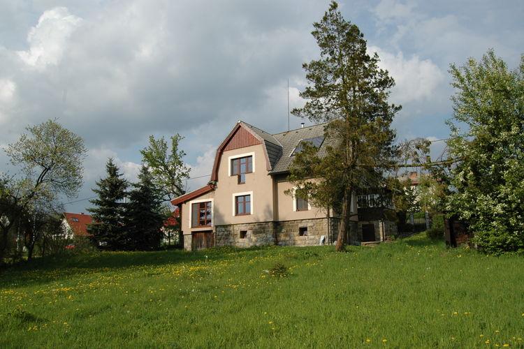 vakantiehuis Tsjechië, Reuzengebergte - Jzergebergte, Karlovice -Radvánovice vakantiehuis CZ-51101-06