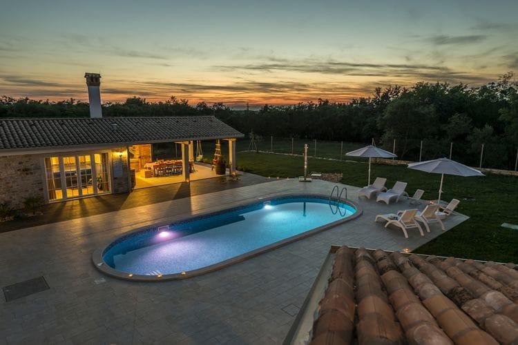 Villa Kroatië, Istrie, Umag Villa HR-52470-42