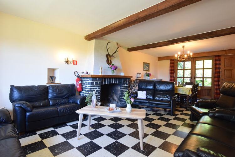 Vakantiewoning België, Luxemburg, La Roche-Vecmont-Beausaint Villa BE-6980-84