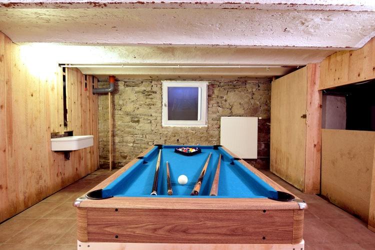 Vakantiehuis belgie, Luxemburg, Marcourt Vakantiehuis BE-0001-96