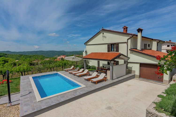 Appartement Kroatië, Istrie, Cerovlje Appartement HR-52402-03