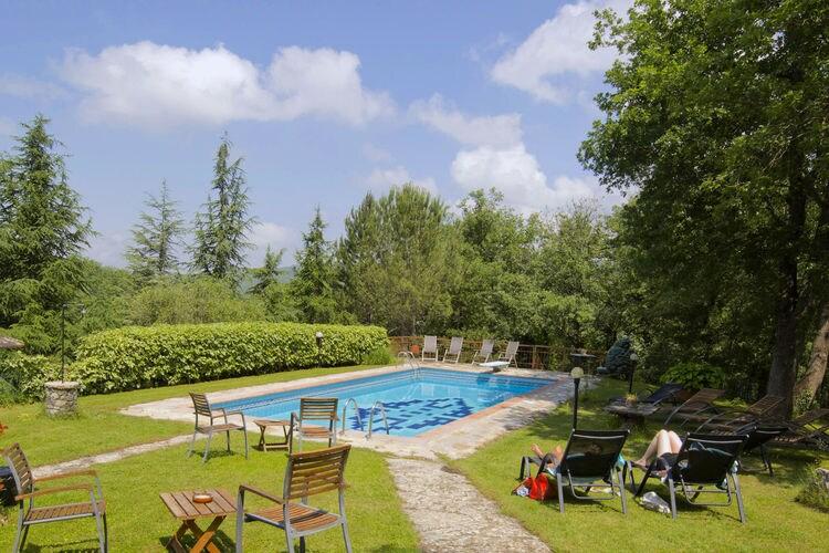 Vakantiewoning Italië, Toscana, Radda in Chianti Boerderij IT-53017-17