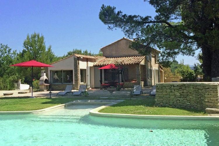Villa Frankrijk, Provence-alpes cote d azur, Malaucène Villa FR-84340-28